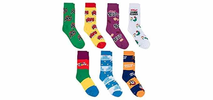 CrazySocks Unisex Original - Novelty Socks