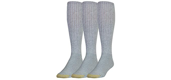 Gold Toe Men's Ultra Tec - Athletic and Dress Socks