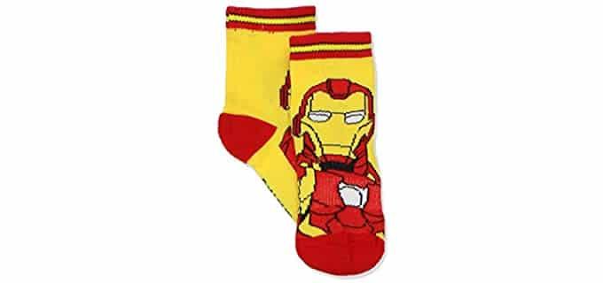 Superhero Socks - IronMan