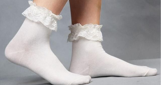 Frilly Ankle Socks