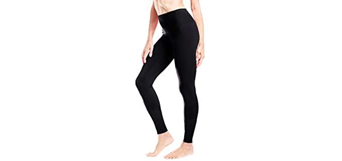 Yogipace Women's Tight Ankle - Active Petite Leggings